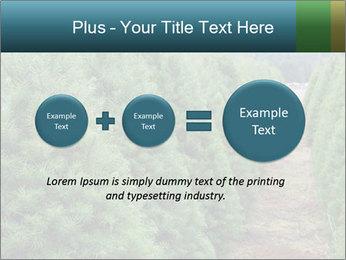 Christmas Tree Farm PowerPoint Template - Slide 75