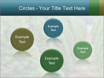 Christmas Tree Farm PowerPoint Template - Slide 77