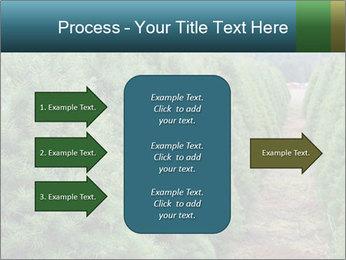 Christmas Tree Farm PowerPoint Template - Slide 85