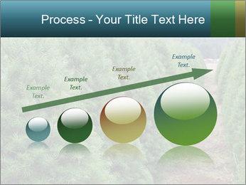 Christmas Tree Farm PowerPoint Template - Slide 87