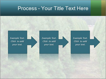Christmas Tree Farm PowerPoint Template - Slide 88