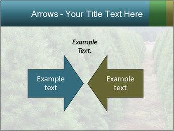 Christmas Tree Farm PowerPoint Template - Slide 90