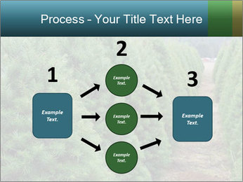 Christmas Tree Farm PowerPoint Template - Slide 92