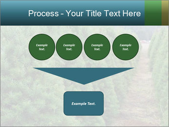 Christmas Tree Farm PowerPoint Template - Slide 93