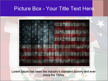 Mexican and American flags PowerPoint Template - Slide 15