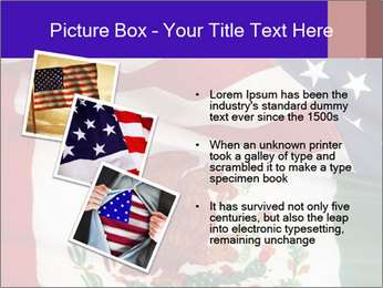 Mexican and American flags PowerPoint Template - Slide 17