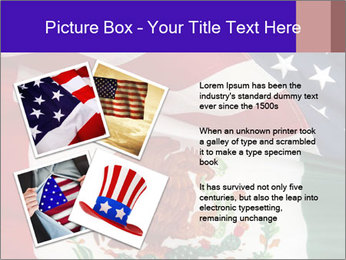 Mexican and American flags PowerPoint Template - Slide 23