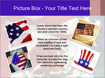 Mexican and American flags PowerPoint Template - Slide 24
