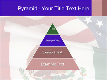 Mexican and American flags PowerPoint Template - Slide 30