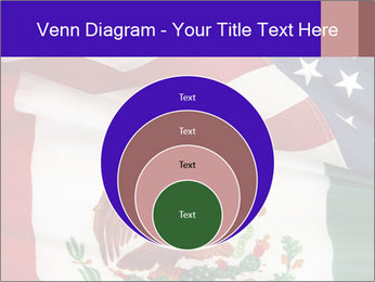 Mexican and American flags PowerPoint Template - Slide 34