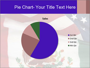 Mexican and American flags PowerPoint Template - Slide 36