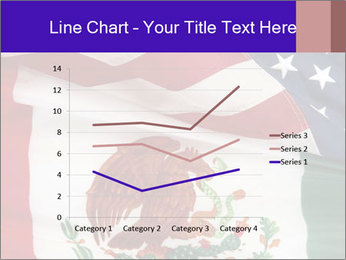 Mexican and American flags PowerPoint Template - Slide 54