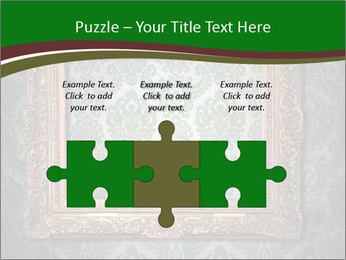 Frames on the wall PowerPoint Templates - Slide 42