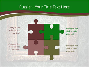 Frames on the wall PowerPoint Templates - Slide 43