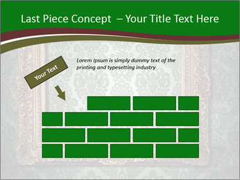 Frames on the wall PowerPoint Template - Slide 46