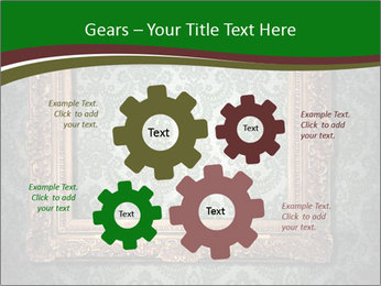 Frames on the wall PowerPoint Templates - Slide 47