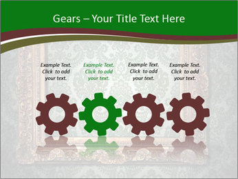 Frames on the wall PowerPoint Templates - Slide 48