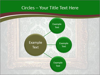 Frames on the wall PowerPoint Template - Slide 79