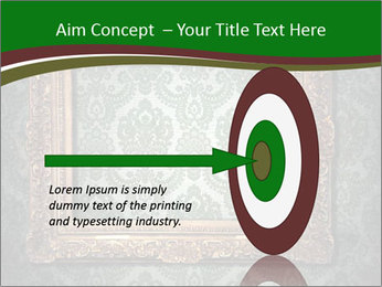 Frames on the wall PowerPoint Templates - Slide 83