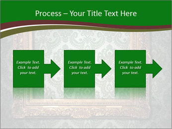 Frames on the wall PowerPoint Template - Slide 88