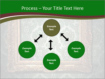 Frames on the wall PowerPoint Templates - Slide 91