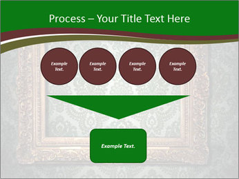 Frames on the wall PowerPoint Templates - Slide 93