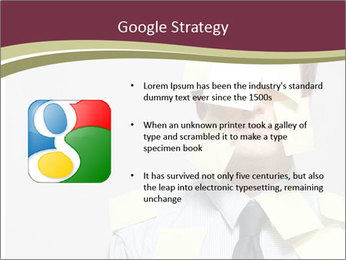 Man covered PowerPoint Templates - Slide 10