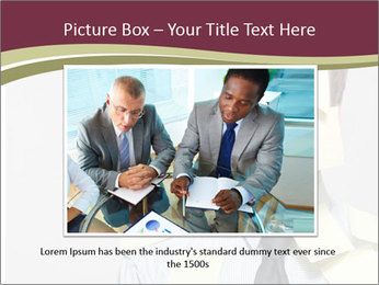 Man covered PowerPoint Templates - Slide 15
