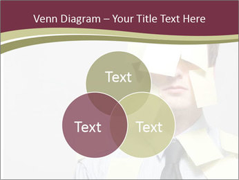 Man covered PowerPoint Templates - Slide 33