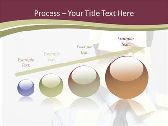 Man covered PowerPoint Templates - Slide 87
