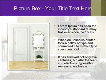 Modern living room PowerPoint Templates - Slide 13