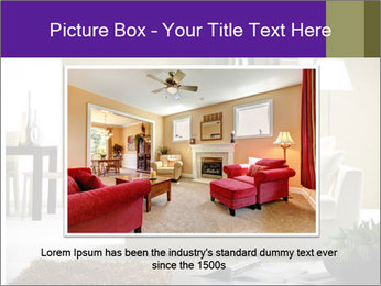Modern living room PowerPoint Templates - Slide 16