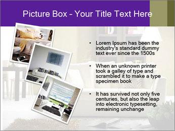 Modern living room PowerPoint Templates - Slide 17