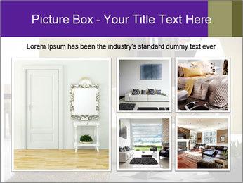 Modern living room PowerPoint Templates - Slide 19