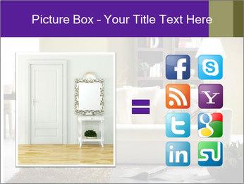 Modern living room PowerPoint Templates - Slide 21