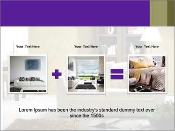 Modern living room PowerPoint Templates - Slide 22