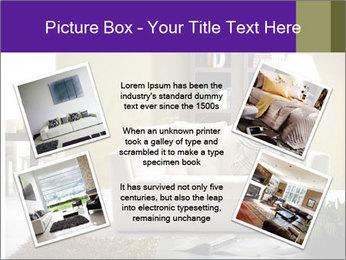 Modern living room PowerPoint Templates - Slide 24