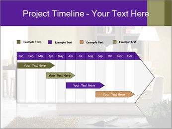 Modern living room PowerPoint Templates - Slide 25