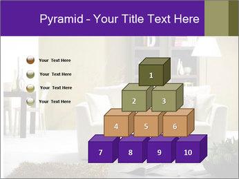 Modern living room PowerPoint Templates - Slide 31