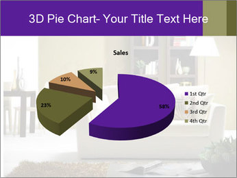 Modern living room PowerPoint Templates - Slide 35