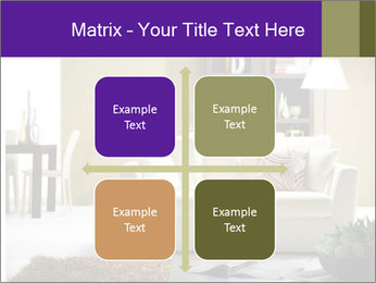 Modern living room PowerPoint Templates - Slide 37
