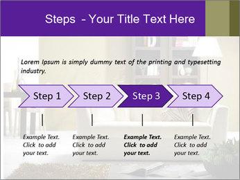 Modern living room PowerPoint Templates - Slide 4