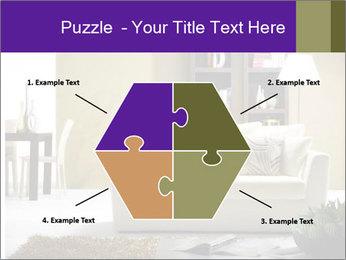 Modern living room PowerPoint Templates - Slide 40