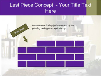 Modern living room PowerPoint Templates - Slide 46