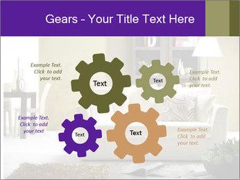 Modern living room PowerPoint Templates - Slide 47