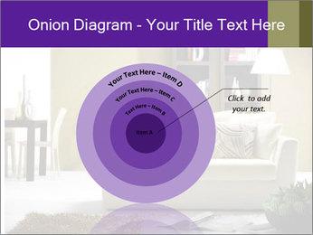 Modern living room PowerPoint Templates - Slide 61