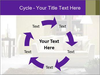 Modern living room PowerPoint Templates - Slide 62