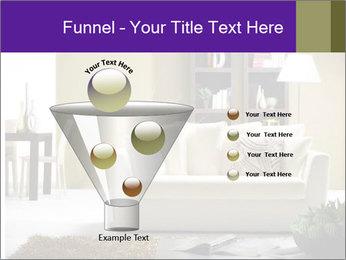 Modern living room PowerPoint Templates - Slide 63