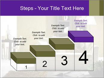 Modern living room PowerPoint Templates - Slide 64