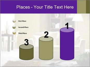 Modern living room PowerPoint Templates - Slide 65